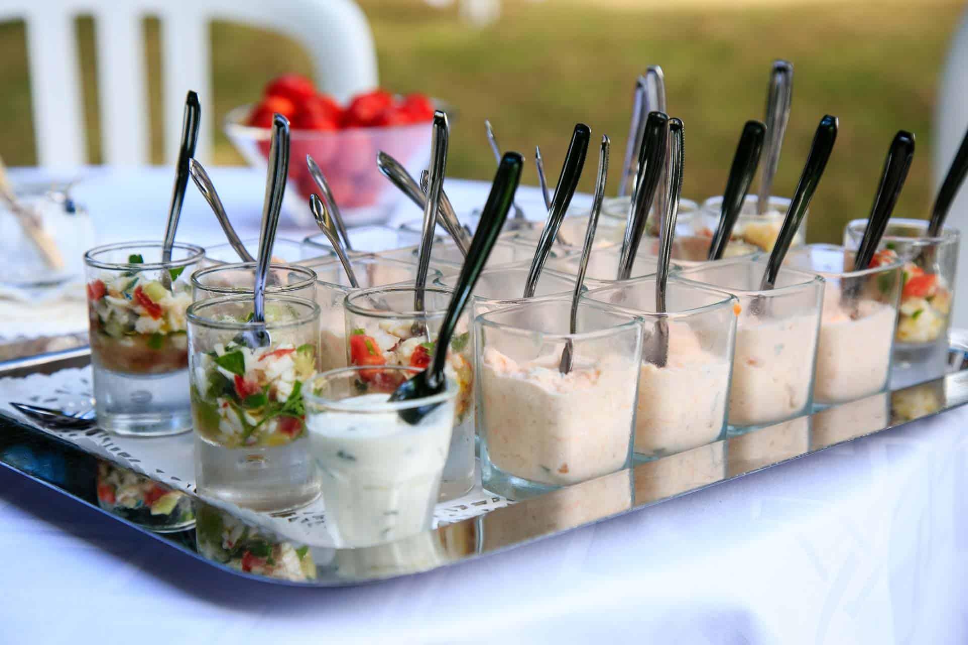Location restaurant face mer pour mariage